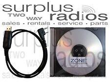 Blackbox Zone-Usb Programming Cable W/ Software Analog/Digital Zone-U Zone-Kp