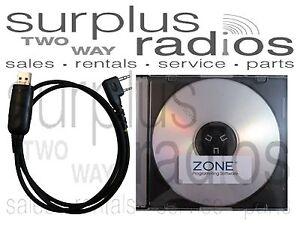 Blackbox Zone-USB Programmation Câble W/Logiciel Analogique / Numérique Zone-U