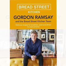 Gordon Ramsay Bread Street Kitchen Delicious recipes for breakfast NEW BRAND UK