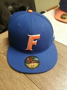 Florida Gators New Era Alternate Logo Basic 59FIFTY Fitted Hat - Royal 7 1/2