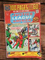 Justice League of America #116 *1st App. Johnny Peril + Golden Eagle* (DC 1975)