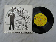 BILLY PRESTON SPACE RACE / WE'RE GONNA MAKE IT a&m demo p/s........ 45rpm / soul