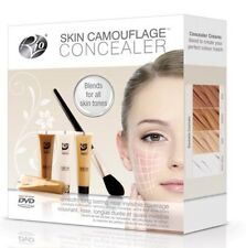 Rio Skin Camouflage Make-Up Concealer for Tattoo, Scar and Birthmark Cover Up