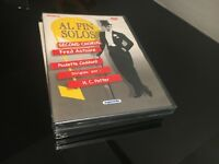 AL FIN SOLOS DVD FRED ASTAIRE SECOND CHORUS PAULETTE GODDARD HARRY C POTTER