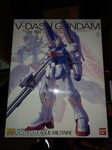 Bandai  MG 1/100 V-Dash Gundam Ver Ka  model kit