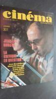 Revista Cinema Jean-Luc N º 301 Janvier 1984 Buen Estado