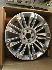 22 x 9 Cadillac Escalade Platinum Chrome Wheel  15-20 4740. Factory Gm Wheels.