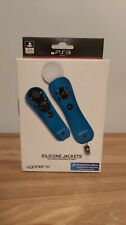 4Gamers Playstation Move Controller Silicone Jacket Cover - PS3 / PSVR - Blue