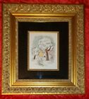 """Raoul Dufy Original Lithograph  """"Chataigniers"""" First Printing 1920 Very Scarce."""