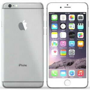Apple iPhone 6, T-Mobile Only | 16 GB, Silver, 4.7 in | A1549 | Excellent