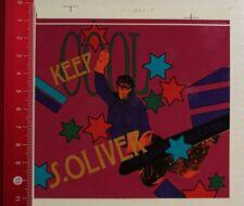Aufkleber/Sticker: s. Oliver keep cool (01041782)