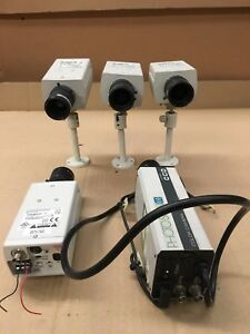 4x Philips Digital Color Camera VCM7650/40T LTC 0450/11 1x PHOTO-SCAN Hyper CCD