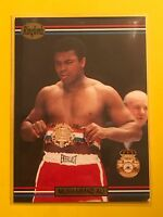 MUHAMMAD ALI  1991 RINGLORDS Boxing Card #40  MINT w/Top Loader!