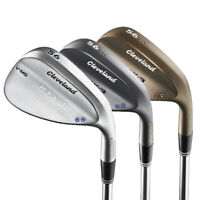 New* Cleveland RTX-3 Wedge Steel Shaft RTX3 - Choose Finish & Club