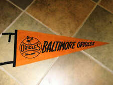 BALTIMORE ORIOLES Pennant - 1954 - FIRST 1st Year