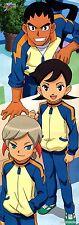 poster Inazuma Eleven Go anime Nishiki Ryoma Ichinose Nanasuke Aoyama Shunsuke