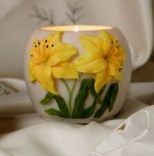 """Ibis & Orchid """"Daylily"""" Votive"""