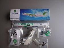 Transavia Boeing 737-800 PH-HRA Premier Portfolio Push Fit Model 1:200 SM737-28N