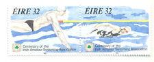 Ireland-Swimming mnh pair 880a