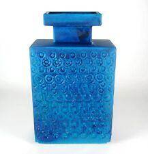 Hutschenreuther Keramik Vase 60er 70er Jahre Design Vintage German Pottery Vase