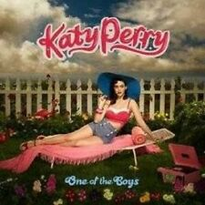 "KATY PERRY ""ONE OF THE BOYS"" CD MIT I KISSED A GIRL NEU"