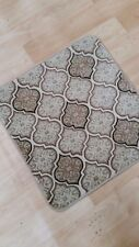 DOOR MAT NEW THICK SOFT PILE UK DELIVERY BLEACH CLEANABLE STAIN RESISTANT SALE