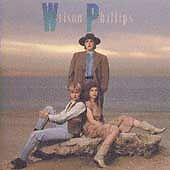 WILSON PHILLIPS - SELF TITLED Debut 1990 cd 10 songs Excellent