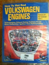 HOW TO HOT ROD VOLKSWAGEN ENGINES VW MANUAL BUG BUS GHIA BY BILL FISHER