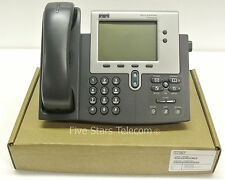 Cisco 7940G IP VoIP Telephone Phone 7940 (CP-7940G) - SCCP SKINNY