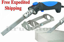 130W HOT KNIFE HEAVY DUTY CUT CUTTER PLASTIC FOAM NYLON New Return Accepted