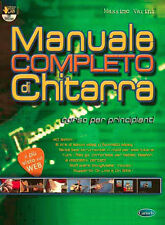 CORSO METODO MANUALE COMPLETO DI CHITARRA MASSIMO VARINI CON DVD ALLEGATO