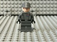 Genuine Lego Mini figure - Imperial Officer - Starwars - 058