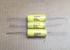 Lot (3) NOS! GOGUEN CAPACITORS WR90M6205 2.0UF 600VDC