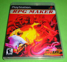 Empty Replacement Case!   RPG Maker  - Sony PlayStation 1 PS1 PS2 PS3