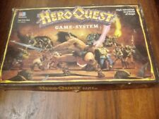 Hero Quest Board Game System 100% Complete 1989 1990 Milton Bradley