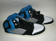 Mens Shaun White Skater Shoes Fremont Blue/ Gray/ Black Size 9 NEW
