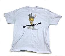 Monty Python & The Holy Grail Graphic Light Gray Blue T-Shirt