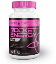 Her ENERGY Supplement - Rocket Herbs! REDUCE Fatigue And RESTORE Energy!