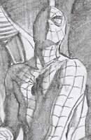 Amazing Spider-Man #50 1:100 Alex Ross Timeless Sketch Virgin Variant (10/14/202