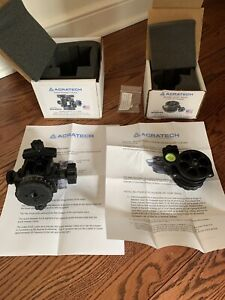 Acratech Panoramic Head & Leveling Base Combo  Mintiest Condition