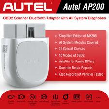 AUTEL AP200 ELM327 BT OBD2 Auto Diagnostic Tool Code Reader KEY Coding PK MK808