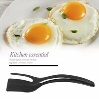 Silicone Egg Spatula 2 IN 1 Grip and Flip Spatula Home Kitchen Cooking Tool