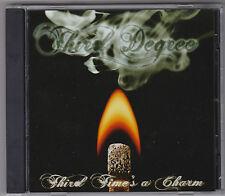 Oz Hip Hop THIRD DEGREE EP 'Third Times A Charm' Aussie HipHop CD aust rap NEW