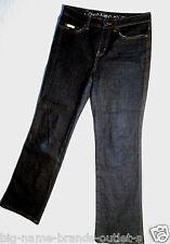 Calvin Klein Jeans Stretch 'BOOTCUT' Dark Indigo EUC RRP$239 Womens Size W28 L34