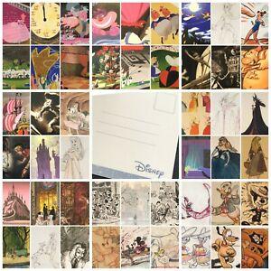 Disney Postcards (1937-1961) - 51-100 - Choose Postcard Design From List