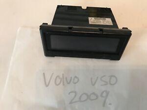 VOLVO V50 CLOCK 2009