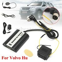 Auto bluetooth Kits Hands-free Stereo AUX Adapter For Volvo HU C70 S40 60 80 V70
