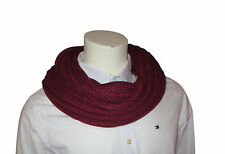 CODELLO 32088303 col 12 homme écharpe tube tricot / pour hiver Rouge NEUF [1]
