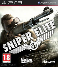 sniper elite v2 para PS3