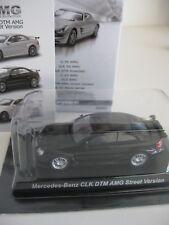Mercedes Benz  CLK DTM AMG Street Version  Black  **** KYOSHO 1:64 OVP